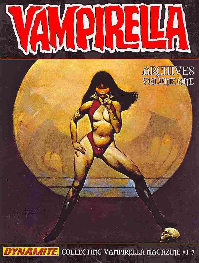 Vampirella Archives 1 (Hardcover)