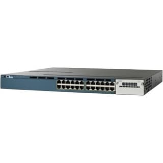 Cisco Catalyst WS-C3560X-24P-S Ethernet Switch