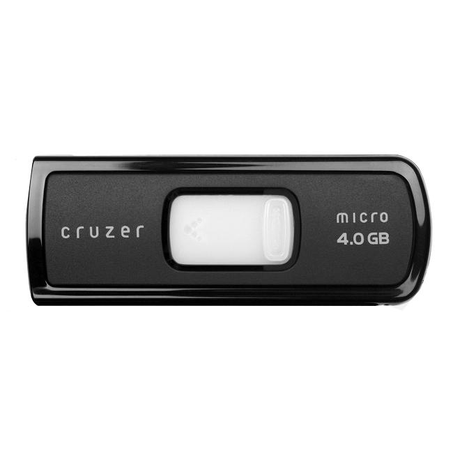 SanDisk 4GB Cruzer Micro USB 2.0 Flash Drive