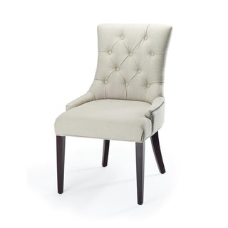 Safavieh Nimes Putty Grey Side Chair