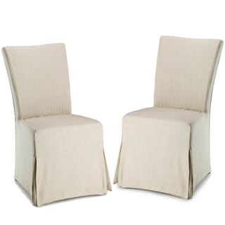Safavieh Slipcover Side Chairs (Set of 2)