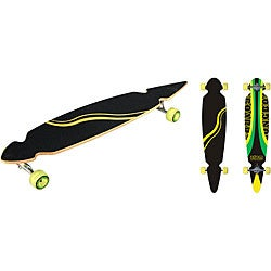 Atom Super Carver Pintail Longboard
