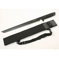 Ninja Black 16-inch Sword with Sheath