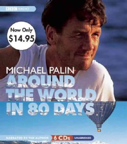 Around the World in 80 Days (CD-Audio)
