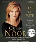 Leap of Faith: Memoirs of an Unexpected Life (CD-Audio)