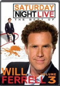 Saturday Night Live: The Best Of Will Ferrell Vol. 3 (DVD)