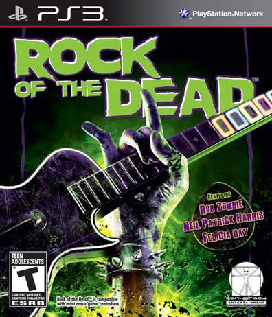 PS3 - Rock of the Dead
