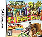 NinDS - Dreamworks 2-in-1 Party Pack