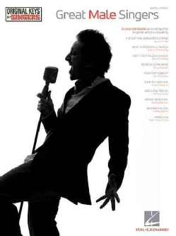 Great Male Singers: Vocal / Piano (Paperback)