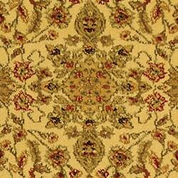 Safavieh Lyndhurst Collection Ohsak Ivory/ Tan Rug (2'3 x 6)