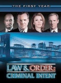 Law & Order: Criminal Intent Season 1 (DVD)