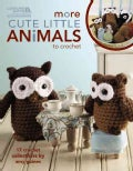More Cute Little Animals to Crochet (Paperback)