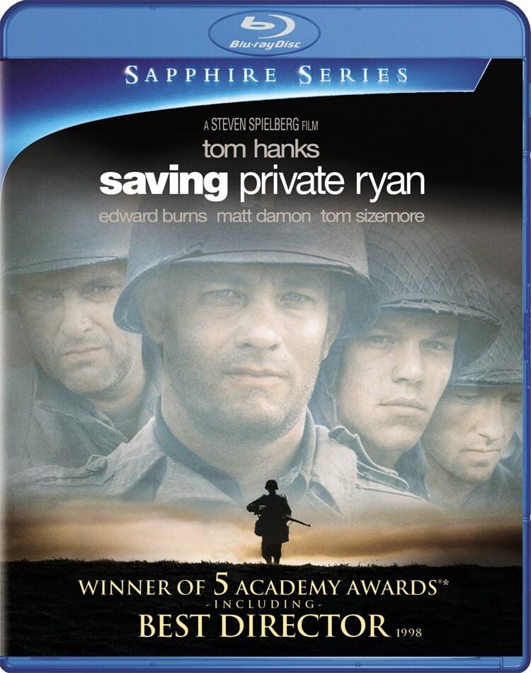 Saving Private Ryan - Sapphire Series (Blu-ray Disc)