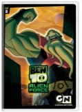 Ben 10 Alien Force: Vol 8 (DVD)