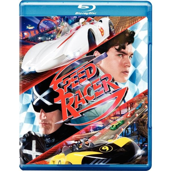 Speed Racer (Blu-ray Disc) 6874039