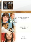 Dude, Where's My Car?/Reno 911: Miami/The Rocker (DVD)