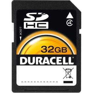 Duracell DU-SD-32GB-R 32 GB SDHC