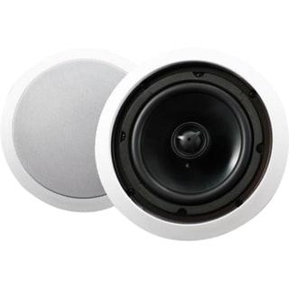 AudioSource AC8C 100 W RMS Speaker - 2-way - 2 Pack