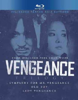 Vengeance Trilogy - Best Buy Exclusive (Blu-ray Disc)