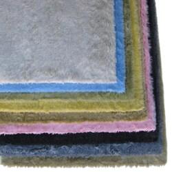 Ohno Kanecaron Faux Fur Rug (4' Square)