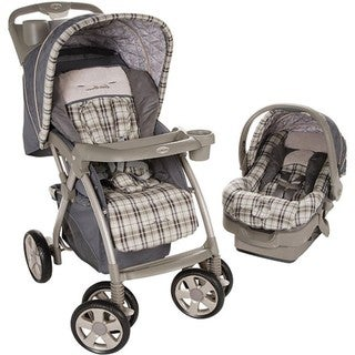Eddie Bauer Adventurer Travel System in Stonewood