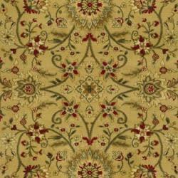 Safavieh Lyndhurst Collection Majestic Beige/ Ivory Rug (9' x 12')