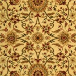 Safavieh Lyndhurst Collection Majestic Ivory/ Red Rug (9' x 12')