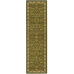 "Safavieh Lyndhurst Collection Traditional Sage/Ivory Runner (2'3"" x 6')"