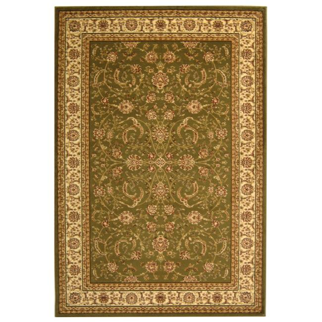 Safavieh Modern Lyndhurst Collection Sage/Ivory Rug (4' x 6')