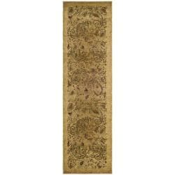 Safavieh Lyndhurst Collection Paisley Beige/ Multi Runner (2'3 x 8')