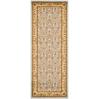 Safavieh Lyndhurst Oriental Light Blue/ Ivory Runner (2'3 x 6')