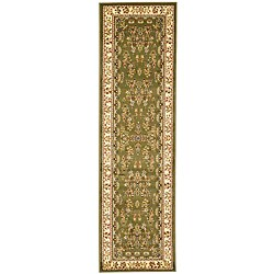 Safavieh Lyndhurst Collection Sage/ Ivory Runner (2'3 x 6')