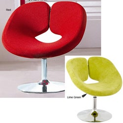 Pluto Red Adjustable Leisure Chair