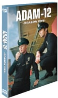 Adam-12: Season Five (DVD)