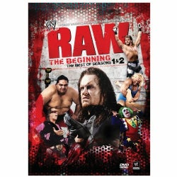 "Raw ""The Beginning"": The Best of Seasons 1 & 2 (DVD)"