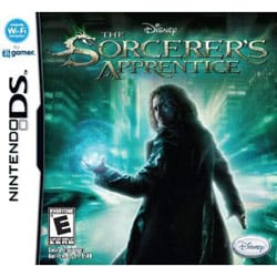 Nintendo DS - The Sorcerer`s Apprentice: The Video Game