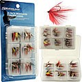 SilverLake Freshwater Fishing Flies (Pack of 25)