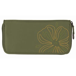 Travelon Women's RFID Clutch Wallet