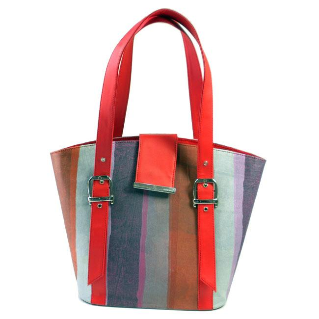 Recycled Plastic Desire Highstreet Handbag (India)