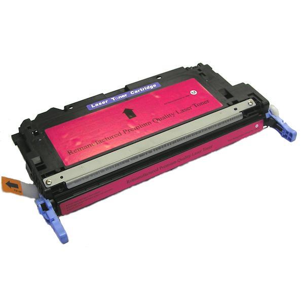 HP-compatible Q6473A Premium Magenta Laser Toner Cartridge