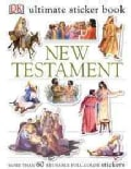 New Testament Ultimate Sticker Book (Paperback)
