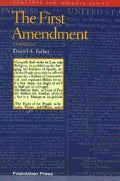 The First Amendment (Paperback)