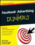 Facebook Advertising for Dummies (Paperback)