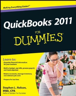 Quickbooks 2011 for Dummies (Paperback)