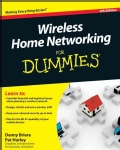 Wireless Home Networking for Dummies (Paperback)
