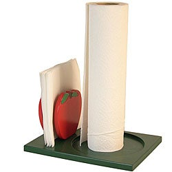 Danya B Apple Paper Towel and Napkin Holder