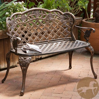 Outdoor Benches | Overstock.com Shopping - Top Rated Outdoor Benches