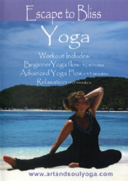 Art & Soul Yoga: Escape to Bliss with Faye Rose (DVD)