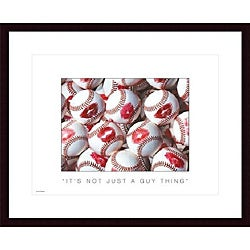 Don Marquess 'It's Not Just a Guy Thing' Wood Framed Print