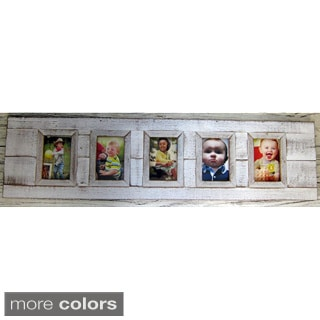 Boat Wood 5-picture Frame (Thailand)